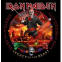 Iron Maiden - Night of the Dead - Legacy of the Beast (Live in Mexico City)  2CD