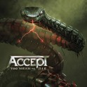 Accept - Too mean to die  CD