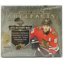 2020-21  UD Artifacts hobby box