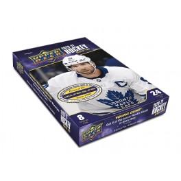 2020-21  Upper Deck series 2. hobby box
