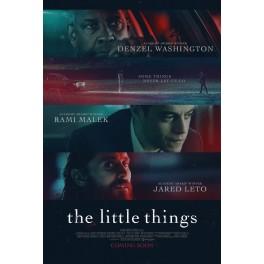The Little Things (Štřípky)  DVD