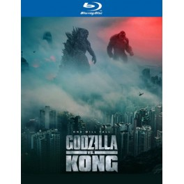 Godzilla vs. Kong  BD