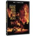 Ti, co mne chtej zabít (Those Who Wish Me Dead)  DVD