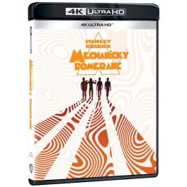 Mechanický pomaranč  4K Ultra HD BD