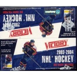 2003-04  Victory retail box
