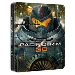 Pacific rim 3D  BRD steelbook