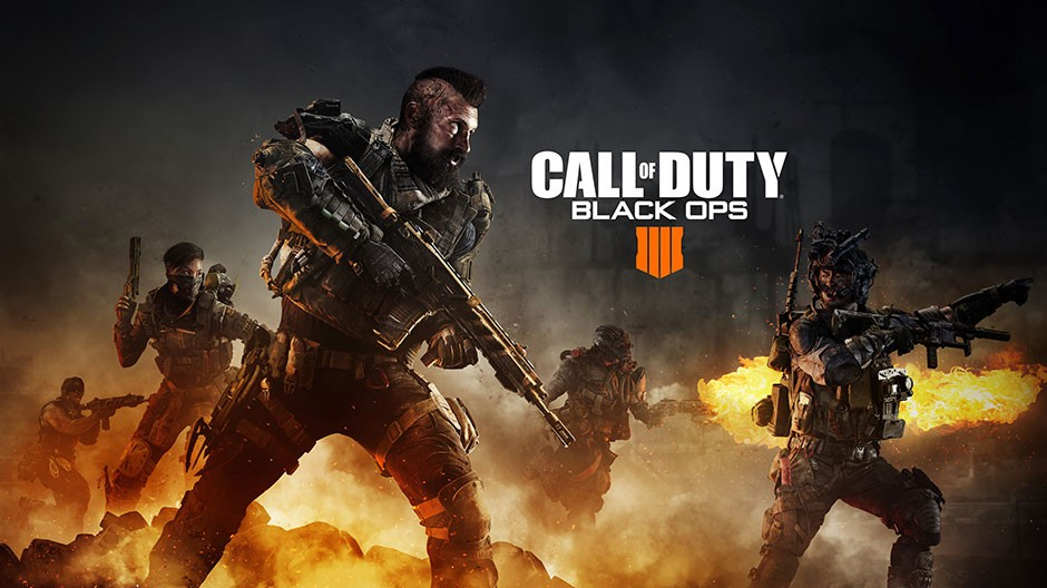 Call of Duty BO 4