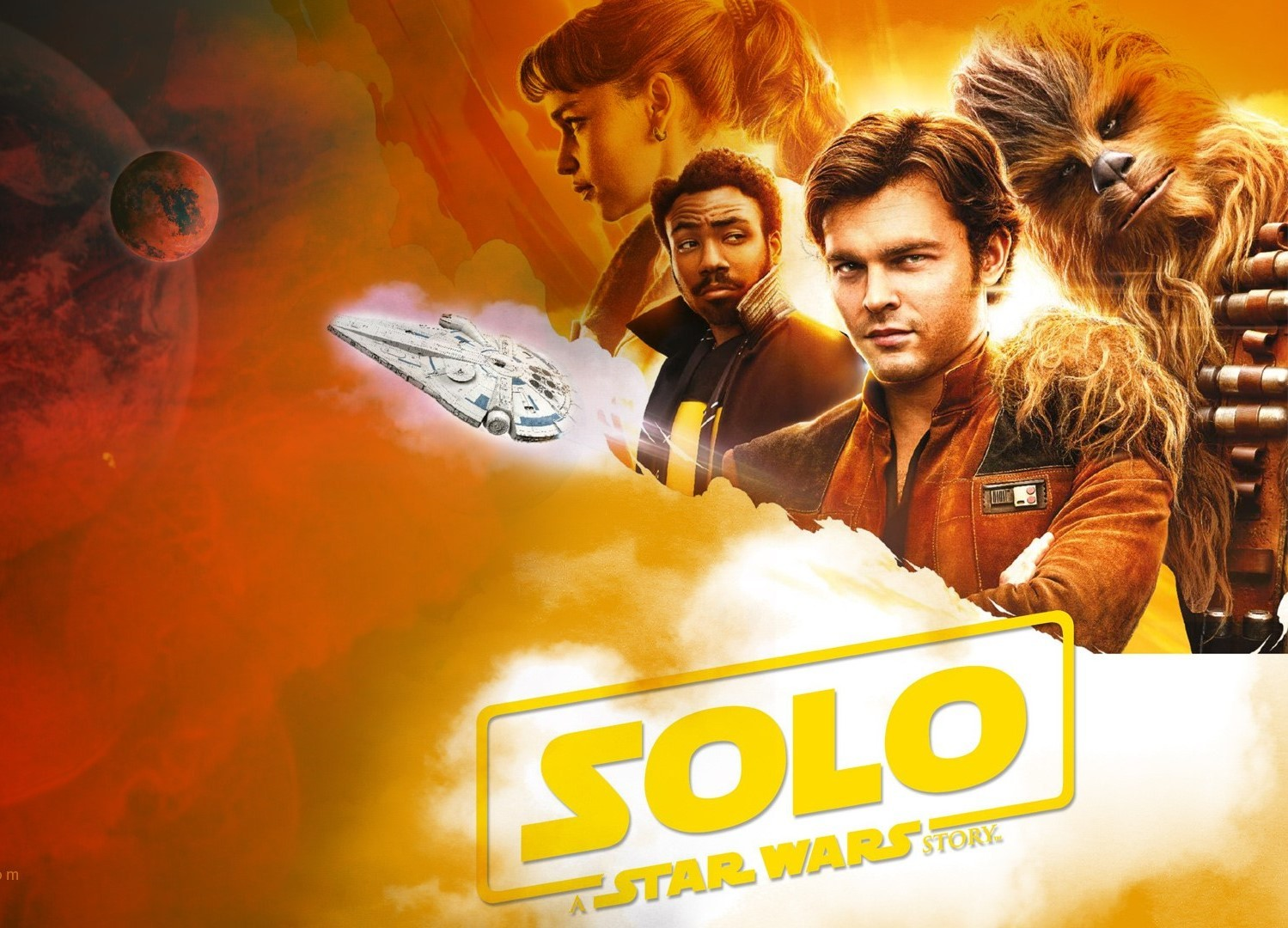 Star Wars Story - Solo